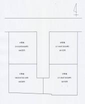 北野区画図