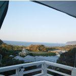 人気の糸島エリア(*^^*)二見ケ浦海岸が見える眺望良好な土地(^^♪