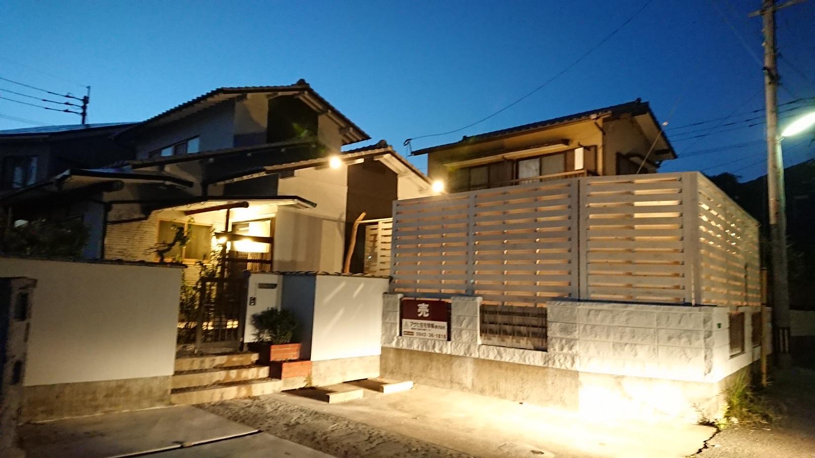 自宅でグランピングが出来る、太宰府市国分町のプール付きの物件のご紹介(*^^*)
